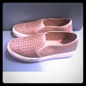 Ann Taylor Slip On Sneakers
